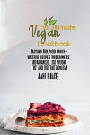 The Ultimate Vegan Cookbook