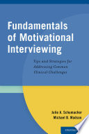 Fundamentals of Motivational Interviewing