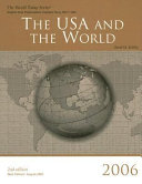 The USA and the World