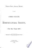 Proceedings of the Ohio State Horticultural Society