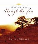 Hearing God Through The Year Book