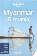 Guida Turistica Myanmar (Birmania) Immagine Copertina