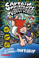 Captain Underpants and the Preposterous Plight of the Purple Potty People Book