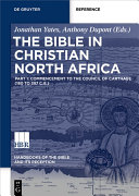 The Bible in Christian North Africa Pdf/ePub eBook