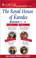 Pdf The Royal House of Karedes books 1-4 Telecharger