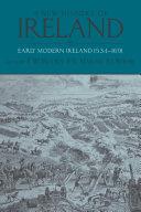 A New History of Ireland, Volume III ebook