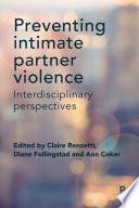 Preventing Intimate Partner Violence Book PDF