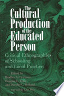 The Cultural Production of the Educated Person Pdf/ePub eBook