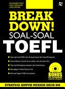 BREAK DOWN! Soal-Soal TOEFL [Pdf/ePub] eBook