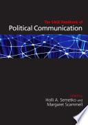 The SAGE Handbook of Political Communication Book