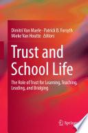 Trust And School Life