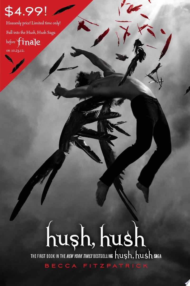 Hush, Hush banner backdrop