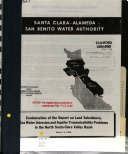 Condensation of the Report on Land Subsidence  Sea Water Intrusion and Aquifer Transmissibility Problems in the North Santa Clara Valley Basin Book