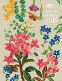 Royal Horticultural Society Pocket 2018 Diary