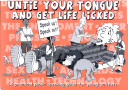 Untie Your Tongue and Get Life Licked  A practical public speaking guide for young activists