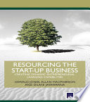 Resourcing the Start Up Business Book