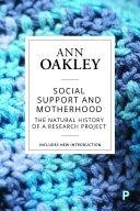 Social support and motherhood (reissue) Pdf/ePub eBook