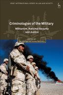 Criminologies of the Military