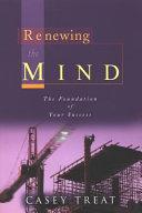 Renewing the Mind Pdf/ePub eBook