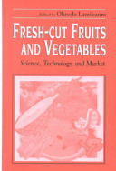 Fresh Cut Fruits and Vegetables Book
