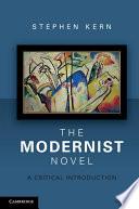 The Modernist Novel Book PDF