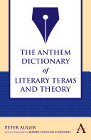 The Anthem Dictionary of Literary Terms and Theory ebook