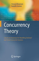 Concurrency Theory Pdf/ePub eBook