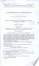 9 11 Recommendations Implementation Act