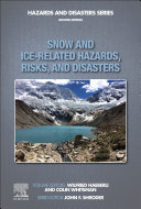 Snow and Ice-Related Hazards, Risks, and Disasters