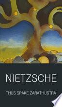Thus Spake Zarathustra Book PDF