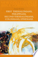 First Thessalonians  Philippians  Second Thessalonians  Colossians  Ephesians