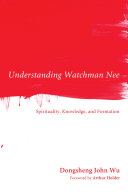 Understanding Watchman Nee [Pdf/ePub] eBook