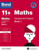 Bond 11   Maths Assessment Papers Book 1 10 11 Years