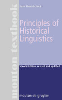 Principles of Historical Linguistics