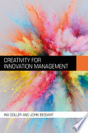 Creativity for Innovation Management
