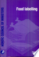 Food Labelling Book PDF