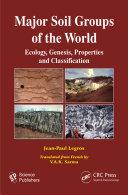 Major Soil Groups of the World