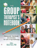 The Group Therapist S Notebook