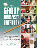 The Group Therapist's Notebook