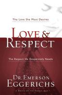 Love   Respect Book
