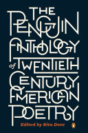 The Penguin Anthology Of Twentieth Century American Poetry