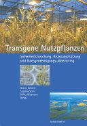Transgene Nutzpflanzen