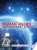 A Foundation Course In Human Values And Professionals Ethics