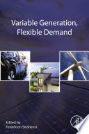 Variable Generation  Flexible Demand