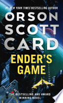 Ender's Game Orson Scott Card Cover