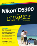 Pdf Nikon D5300 For Dummies Telecharger