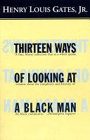 Thirteen Ways of Looking at a Black Man Pdf/ePub eBook