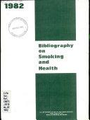 Public Health Bibliography Series Book