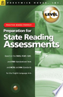 Practice Makes Perfect: Level 10: Preparation for State Reading Assessments