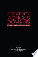 Creativity Across Domains